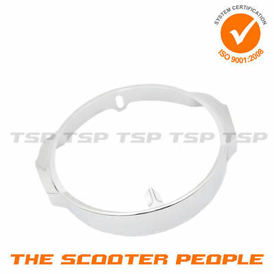 Headlamp Headlight Outer Ring For Vespa Px Lml #tsp
