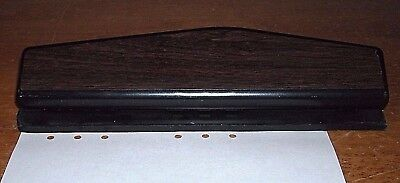 Franklin Compact Planner 6-hole Punch, by CLIX