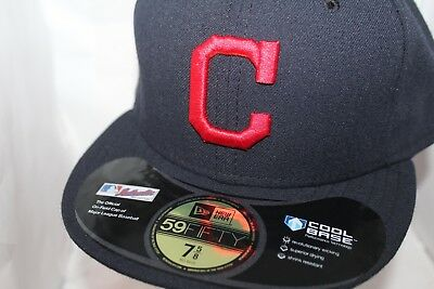 new style 2107f ec907 Cleveland Indians New Era MLB Authentic Collection 59Fifty,Cap,Hat   34.99  NEW