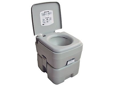 5 Gallon 20l Camping Portable Potty Toilet for Outdoor Caravan Rv . Five Oceans