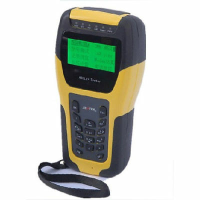 Hand-held ST332B Digital ADSL2+ Tester XDSL Line Network Test Meter with Adapter