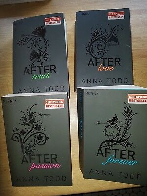 Anna Todd After passion, truth, love und forever