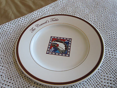Syracuse China Plate Platter Indian Design The Councils Table 38A