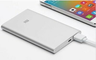 Xiaomi Powerbank 5000 10000 20000 mAh Portable Charger Quick charger & lot Cases