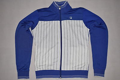 Fila Trainings Jacke Sport Jacket Track Top Tennis Retro Heritage Collection 38