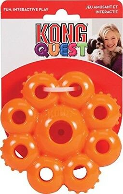 KONG Quest Star Pods Dog Toy, Small