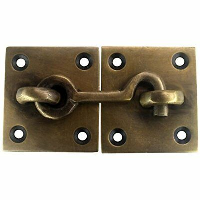 Antique Gate Hardware Style Cabin Door Hook Back Plates By Nesha