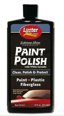 Polish Luster Lace