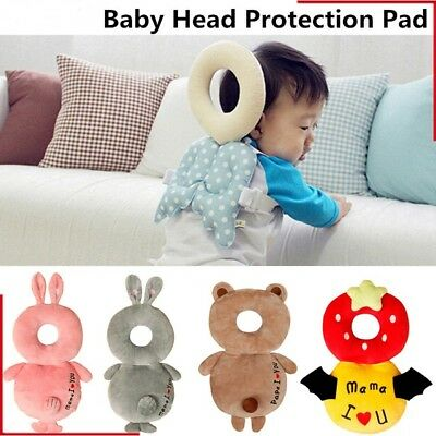 Baby Head Protection Pad Toddler Headrest Pillow Walking Head Back Protector