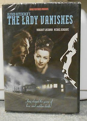 The Lady Vanishes (DVD 2003)RARE HITCHCOCK 1938 DRAMA MYSTERY THRILLER BRAND NEW