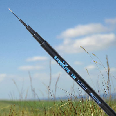 BROOKITE TELESCOPIC POLE FOR WINDSOCK or FLAG with ground stake/ spike
