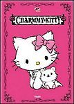 3 Dvd Video Box Cofanetto **CHARMMY KITTY**  hello kitty Nuovo Sigillato 2004