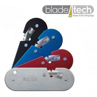 Blade Tech Classic Knife & Tool Sharpener With Canvas Belt Pouch 4 Colours