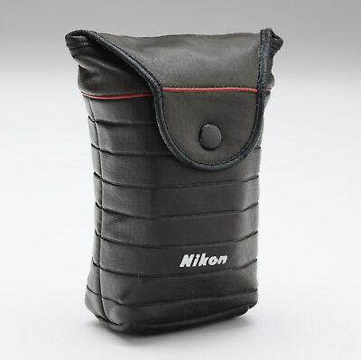 NIKON Brown Case CS-L35 for L35 or Other Compact Cameras