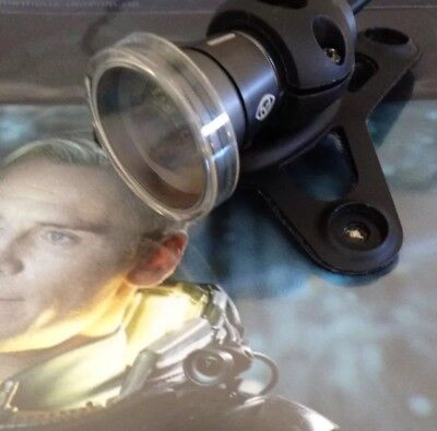 Prometheus Mission shoulder Cam Prop Shaw Alien Covenant Ridley Scott Predator