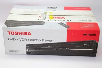 Toshiba SDV296 SD-V296 DVD/VCR Combo Player (with remote) *Discontinued*