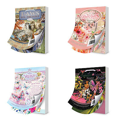 Hunkydory Little Book of Rose Gold Moments, Paws For Thought + 2 others - CHOOSE