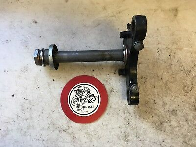 1967 Kawasaki J1 85 Lower Bottom Triple Tree Oem
