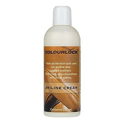 COLOURLOCK Aniline Leather Care Cream to care, protect and waterproof Aniline...