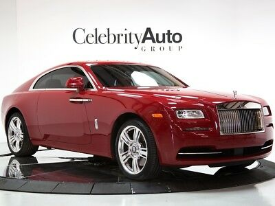2015 Rolls-Royce Other Wraith Starlight $372K MSRP 2015 ROLLS ROYCE WRAITH STARLIGHT $372K MSRP