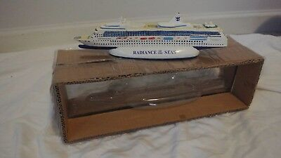 Rccl Royal Caribbean Cruise Line Radiance Of The Seas Cruise Ship Model