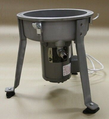 FREE SHIPPING - USED ONCE WVO Designs Extreme Raw Power Centrifuge w/Boost cone