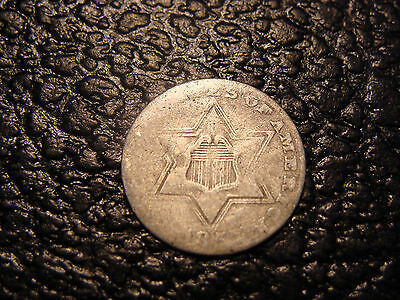 1857 Type 2 3 Cent Silver WE COMBINE ON SHIPPING