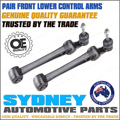 LH & RH Front Lower Control Arms for Ford Territory TX SX SY 2WD AWD Ball Joints