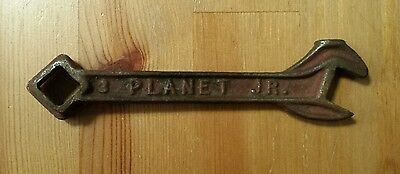Vintage Planet Jr #3 Iron Implement Wrench