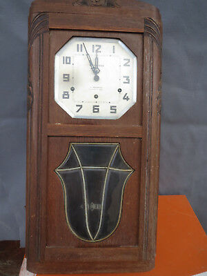 antique Chime 8 Hammers 8 Rods STAR westeminster french antique clock