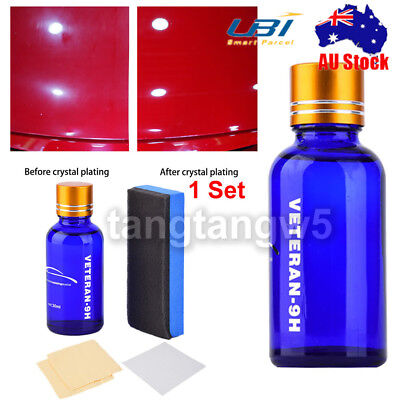 Anti-scratch Car Liquid Ceramic Coat Super Hydrophobic Glass Coating Polish AU