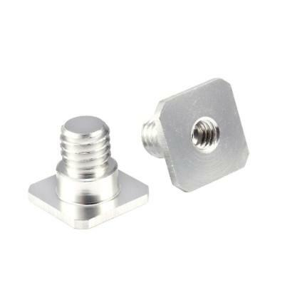 1 Piece Female to Male 1/4 to 3/8 Screw Convert Adapter for DSLR SLR Camera