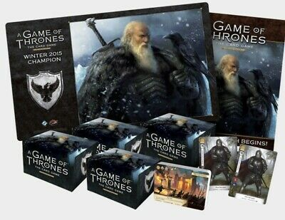Game of Thrones Winter 2015 Tournament Kit