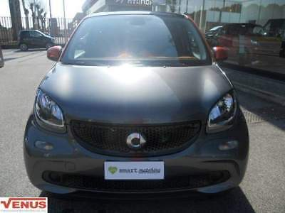 Smart Forfour Urban sport Edition1