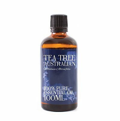 Mystic Moments Tee Baum Australisches Ätherisches Öl - 100ml 100% Rein