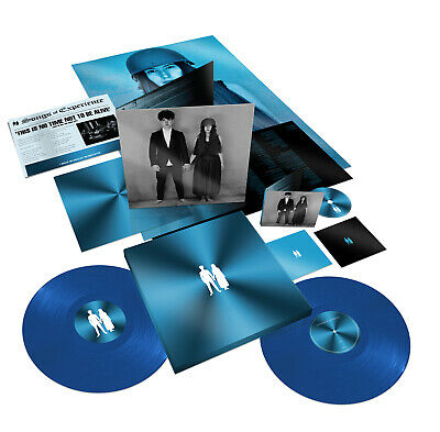 U2 Songs Of Experience limited edition numbered vinyl 2 x LP +CD box set NEW/SEA