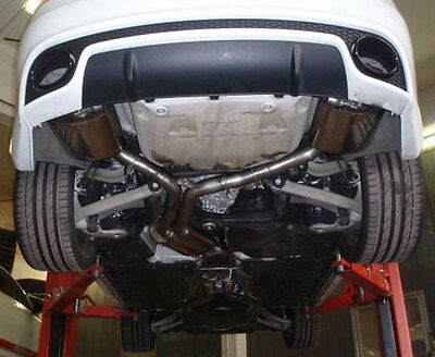 Nil 2 3/4in Duplex Performance Exhaust Conditioning Audi RS5 Coupe Quattro