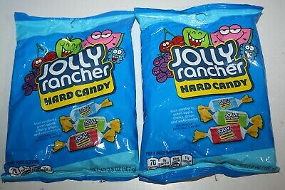 2 x JOLLY RANCHER Hard Candy Original Flavors 198g Each Bag