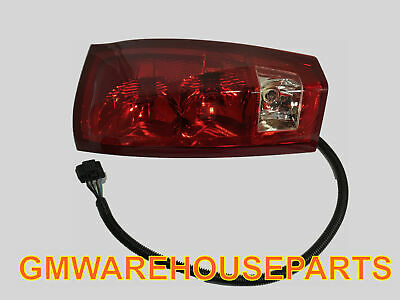 2002-2006 Cadillac Escalade Ext Passenger Side Tail Light New Gm # 15096924