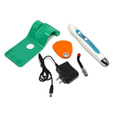 Dental Led Curing Light for Solidation Plastic Rechargeable&plug-in LY-B200 Wd