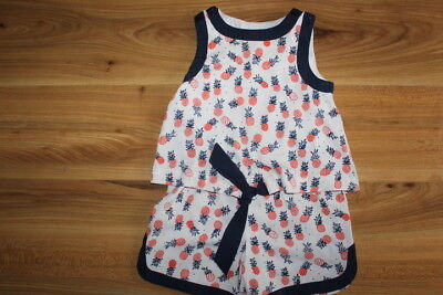 NEXT girls PINEAPPLE playsuits outfit 3 years *I'll combine postage