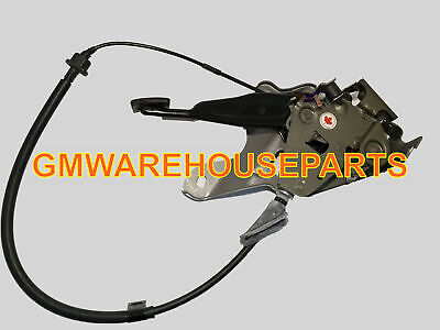 2006-2010 Hummer H3 H3T Parking Brake Pedal Assembly New Gm #  20832044