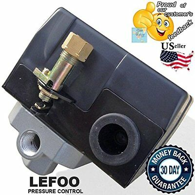 Pressure Switch Control Valve Air Compressor 135-175PSI 4 PORT HEAVY DUTY 26A US