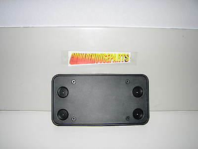 2013-2014 Cadillac Ats Front License Plate Holder Mount New Gm # 20965342
