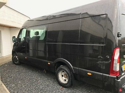 Camionette Renault Master double cabine 2.3 CDI 150cv