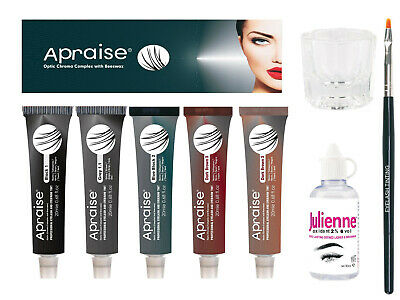 Apraise Professional Eyebrow And Eyelash Tint Dye All Colours Avalible