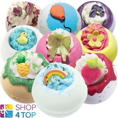 Bath Blaster Bomb Cosmetics Fizzy Natural Handmade Made In Uk New