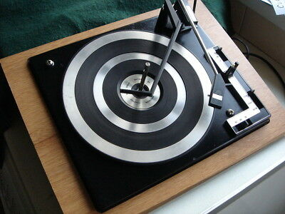 1970's BSR RECORD PLAYER DECK