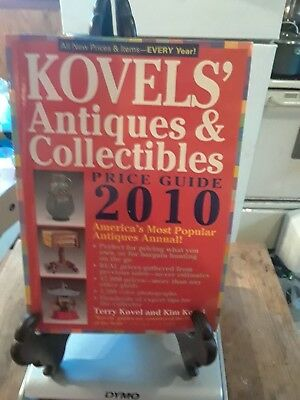 """2010 kovels' """"antiques & collectibles"""" collectible price guide."""