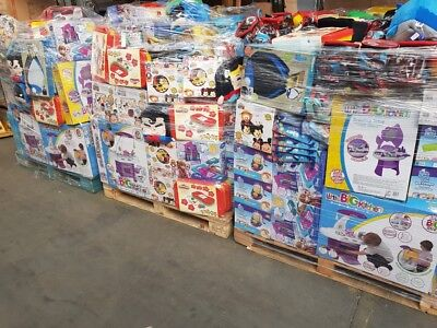 Wholesale Job Lot Pallet S Of Brand New Branded Toys & Games. Rrp £3-5,000!